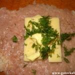Котлеты отбивные с сыром