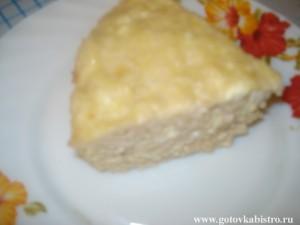 Вкусный куриный пирог