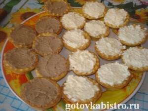 Закуска в тарталетках