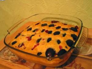 Простой медовый пирог