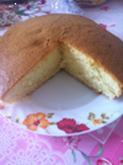 Яблочно-сметанный пирог
