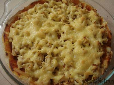 Вкусная пицца на кефире