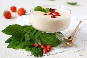 Домашний йогурт приготовленный в мультиварке